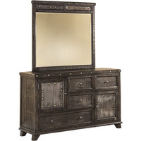 1963 Bolt Dresser and Mirror - Free Shipping!