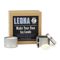 Diy Soy Candle Kit