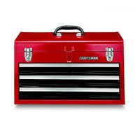 Craftsman Tool Chest 3 Drawer Portable Cabinet Box Set Mechanic Toolbox NEW