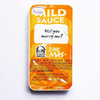 Taco Bell Sauce Mild Phone Case For iPhone Samsung iPod Sony