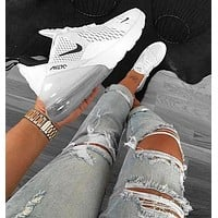 Nike Air Max 270 sneakers basketball shoes