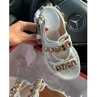 GUCCI Water drill Sandals Shoes