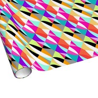 Tropical Mix - Wrapping Paper