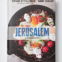 Jerusalem: A Cookbook by Anthropologie in Assorted Size: One Size Books