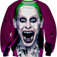 Suicide Squad Joker Pullover 2