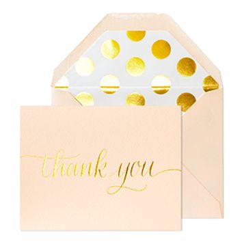 """Sweet Thank You"" Note Boxed Card Set"