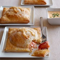 Lobster Wellington with Lobster Sauce