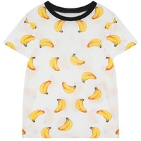 T-shirt - I Love Bananas - T-shirts & Tanks - Women - Modekungen