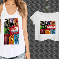 rent broadway musical 3 For Woman Tank Top , Man Tank Top / Crop Shirt, Sexy Shirt,Cropped Shirt,Crop Tshirt Women,Crop Shirt Women S, M, L, XL, 2XL**