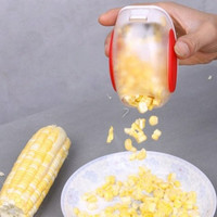 Novelty New Gadgets Corn Stripper Cob Threshing Stripping Remover Cooking Tools Kitchen Accessories