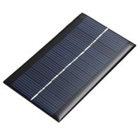 Mini 6V 1W Solar Power Panel Solar System DIY For Battery Cell Phone Chargers Portable Solar Panel
