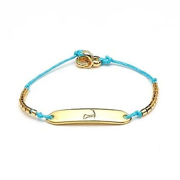 Chappie - Cape Cod - Teal/Gold