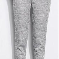 tapered ankle drawstring womens sweatpants athletic joggers activewear