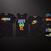 NIKE #BETRUE COLLECTION