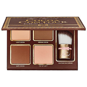 Cocoa Contour Chiseled to Perfection - Too Faced | Sephora