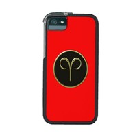 Aries Astrological Symbol iPhone 5 Covers