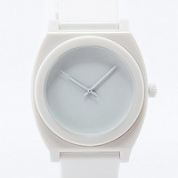 Nixon Time Teller Rubber Watch in White - Urban Outfitters