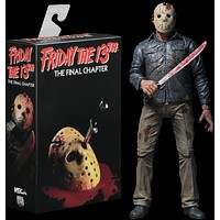 Friday The 13th The Final Chapter Jason Voorhees NECA Action Figure NIB Horror