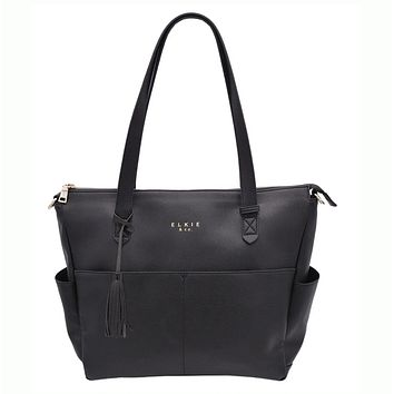 The Aberdeen- Ebony (Ultimate Mom Bag)