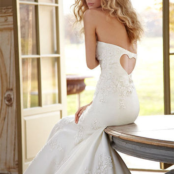 Bridal Gowns, Wedding Dresses Style HP6202
