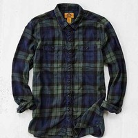 Stapleford Black Watch Plaid Flannel Shirt