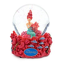 The Little Mermaid: The Broadway Musical Snowglobe