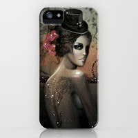 Dawn in Autumn iPhone & iPod Case by Deniz Erçelebi