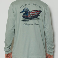 Southern Point - Flag Decoy L/S