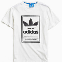 adidas Xeno Framed Tee - Urban Outfitters