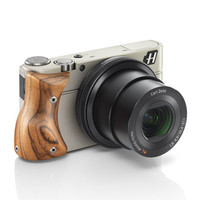 Hasselblad Stellar / Lunar Camera with Zebra Wood Grip