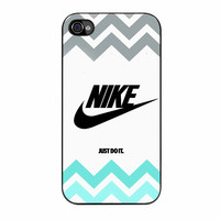 Nike Just Do It Chevron iPhone 4s Case