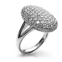 Brand Jewelry New Arrival Hotsale VAMPIRE TWILIGHT Bella Ring Romantic Crystal Engagement Wedding Ring For Women