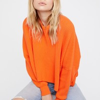 Free People Piers & Palms Pullover