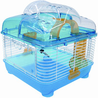 YML Clear Hamster Cage