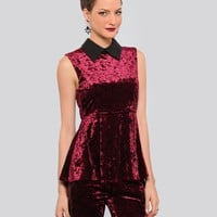 Witching Hour Peplum Top - Clothes | GYPSY WARRIOR