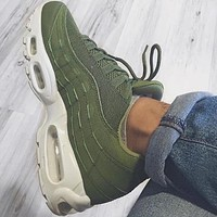 Nike Air Max 95 trendy fashion sports shoes casual shoes F