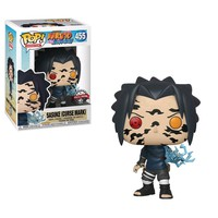 Pop! Naruto - Sasuke (Curse Mark) Exclusive