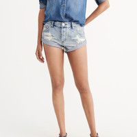 Womens One Teaspoon Bandits Shorts | Womens Bottoms | Abercrombie.com