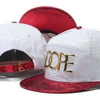 Perfect DOPE hats Women Men Embroidery Sports Sun Hat Baseball Cap Hat