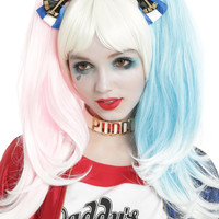 DC Comics Suicide Squad Harley Quinn Hair Bows