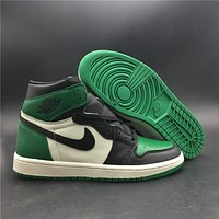 Air Jordan 1 Retro Pine Green 555088-302