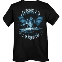 Avenged Sevenfold Organ Donor Slim-Fit T-Shirt Size : Small