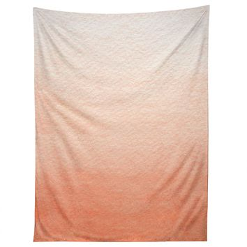 Social Proper Peach Ombre Tapestry