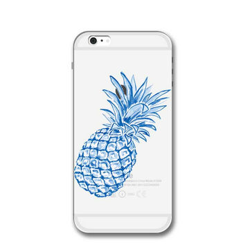 Newest Customized Pineapple iPhone 7 7 Plus & iPhone 5s se & iPhone 6 6s Plus Case Cover + Gift Box-464