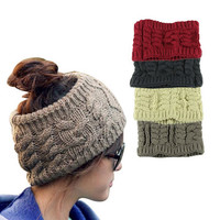 Fashion Women Ladies Headband Hairband Head Wrap Hat