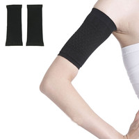 Briloom High quality fashion 2017 black slimming arm Belt shape your arm, beauty arms Burning arm fat
