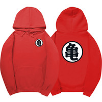 Dragon Ball Z Red Hoodie