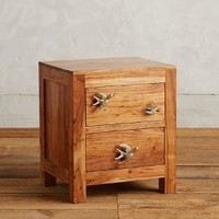 Passerine Nightstand by Anthropologie in Natural Size: Nightstand House & Home