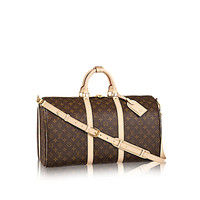 Products by Louis Vuitton: Keepall Bandoulière 50