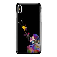 Lil Uzi Vert Do What I Want Mp3 Image iPhone X Case